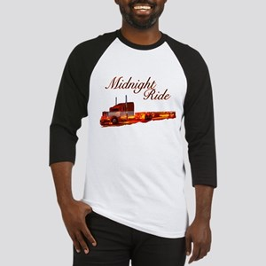 Midnight Ride Baseball Jersey